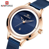 Watches Ladies Business Casual Quartz Wristwatch Waterproof Stainless steel