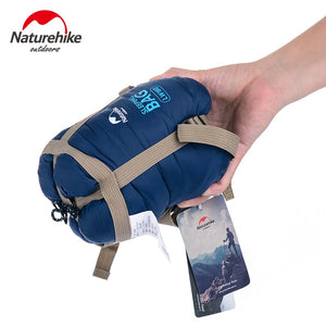 Sleeping Bag Envelope Type Splicing Portable Outdoor Ultralight