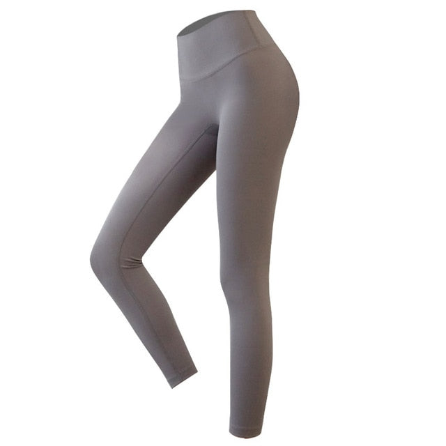 Fitness Female Full Length Leggings Running Pants