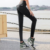Pocket Leggings High Waist Push Up Fitness Sports