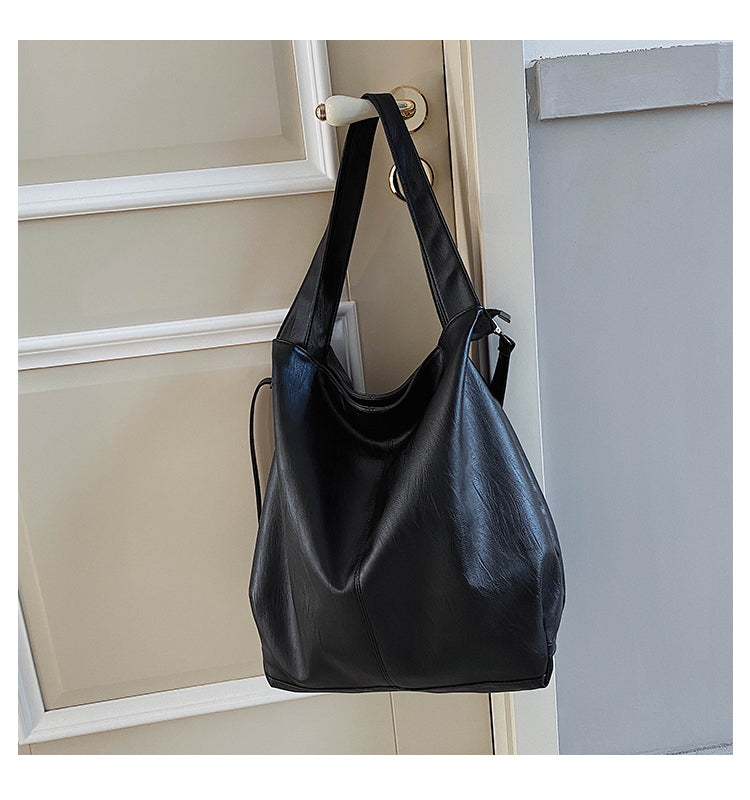 Female Hobo Handbag Large Capacity Ladies Totes