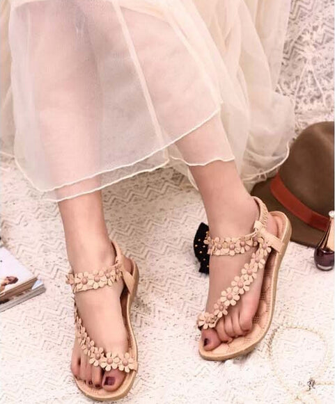 Fashion Bohemia  Shoes Flower Sandal
