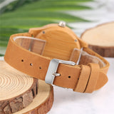 Boho Fashion Women Wood Watch