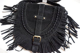 Tassel Boho Fringed Messenger Bag