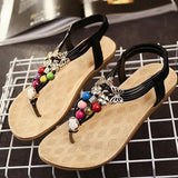 Hot High Quality Fashion Bohemia Beaded Sandals