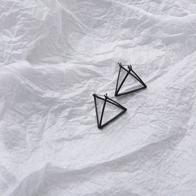 Minimalist Punk Earrings
