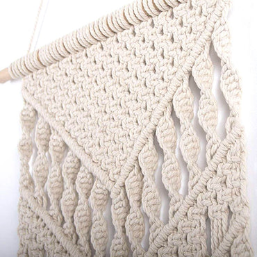 Macrame Woven Boho Chic Decoration