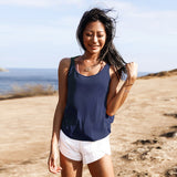 Fitness Breathable Yoga Backless Tank Top