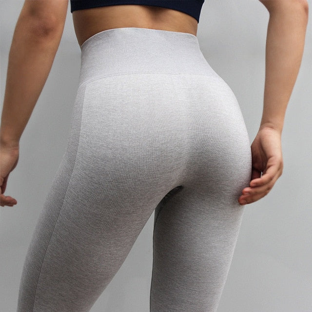 Gym Yoga Fitness High Waist Capris Legging