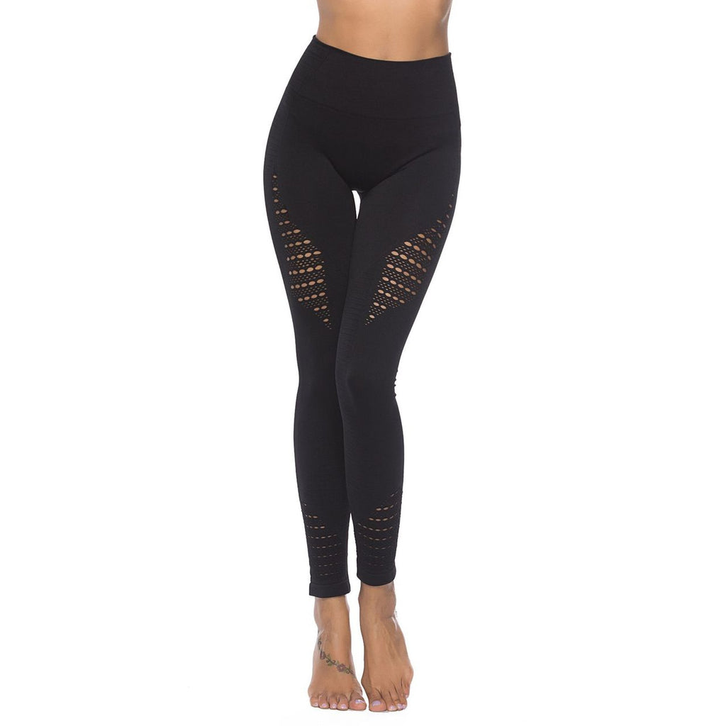 Compression Tights Seamless Stretchy Pant