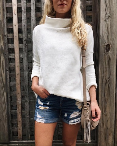 Long Sleeve Autumn Knitted Winter Sweater