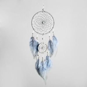 Simple Dream Catcher Looking Up At The Starlit Sky Hanging