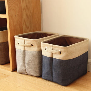 folding storage bag Basket organizer laundry car trunk