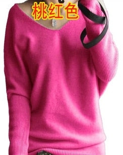 wool Spring autumn cashmere sweater