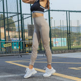 Sportswear Stretchy Fitness Gym Leggings Compression Pants