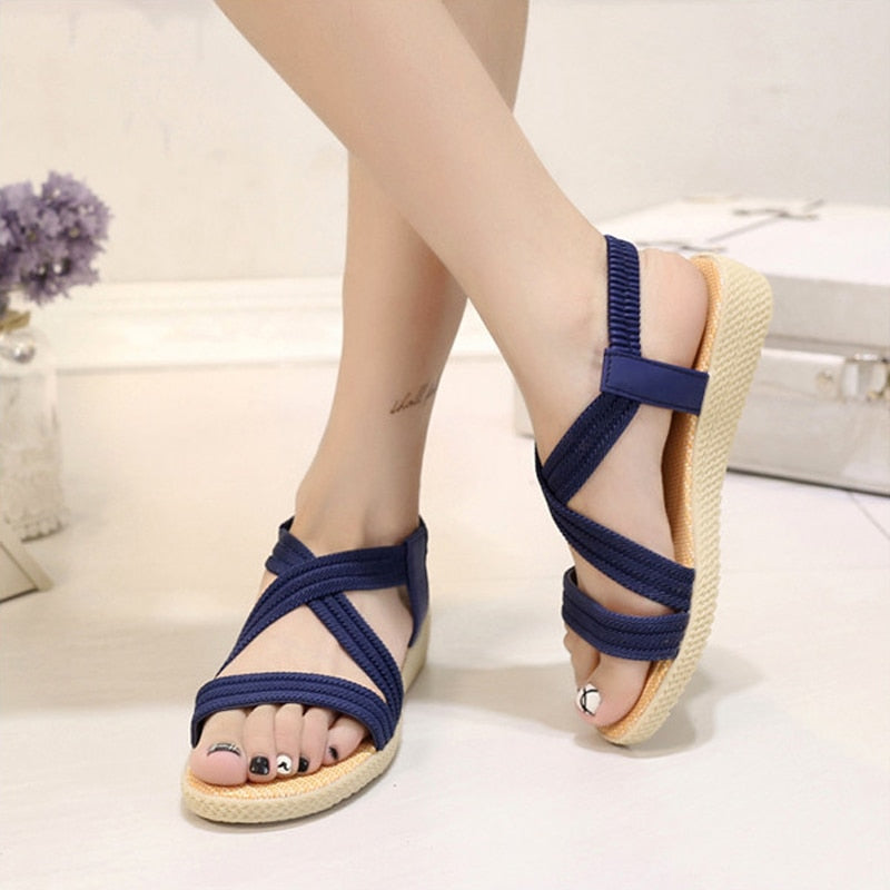 Sandals Bohemia Comfortable Ladies Shoes