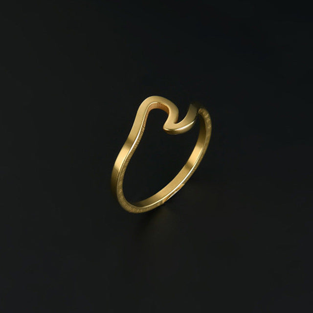 Simple and Special design Ring