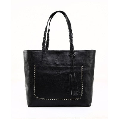 Tassel Leather Bags