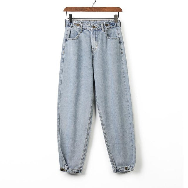 Harem Casual Denim Vintage Retro Boyfriends Jeans