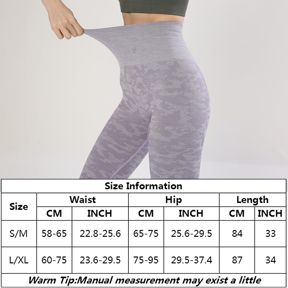 Fit Elongated Ribbed Waistband Sport Legging