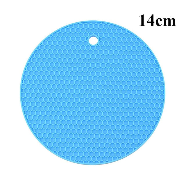 Kitchen Tools Gadgets 18/14cm Silicone Mat