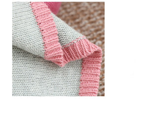 Creative Knitted Throw Blankets