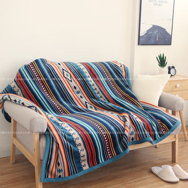 Super Soft Warm Blankets for Sofa/Bed