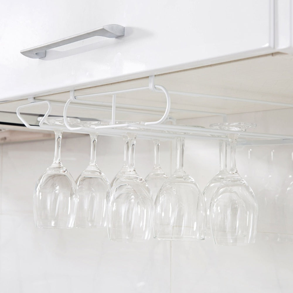 Wine Glass Rack Hanging Wine Cup Holder Bar