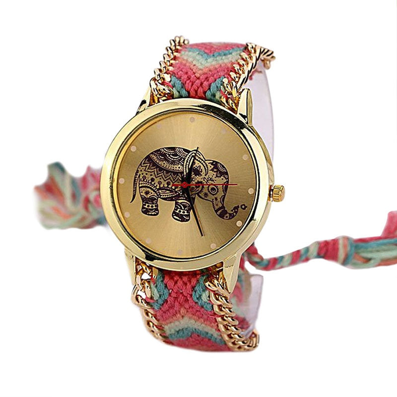 Bohemian Style Simple Fashion Quartz Watch