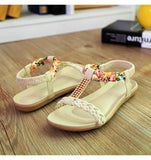 Bohemia Sandals Summer Beach Flip Flops Shoes