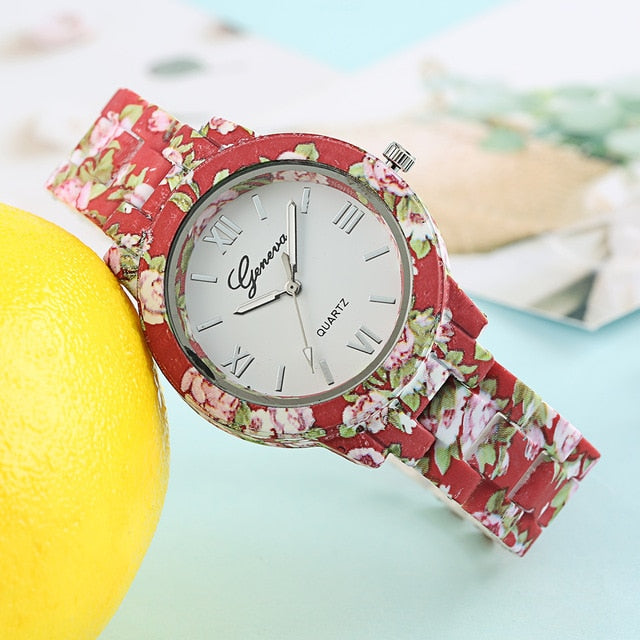 Elegant Bohemian Fashion Quartz Wristwatches
