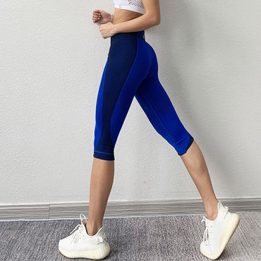 Running Tights Fitness Yoga Sport Capris Leggings