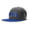 Stacked NZ Snapback