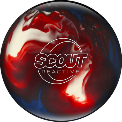 Scout/R - Red/White/Blue