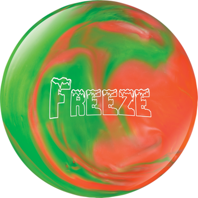 Freeze - Neon Orange / Green