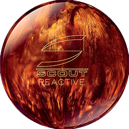 Scout Reactive - Red/Gold