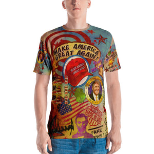 """THE MAGA TEE""; Men's T-shirt"