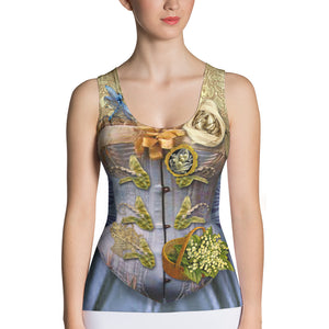 "THE ""LILY-OF-THE-VALLEY"" CAMISOLE"