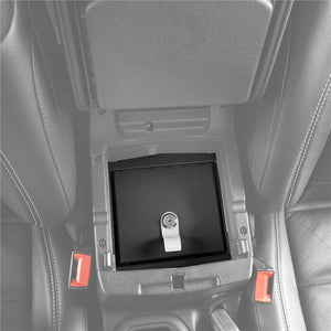 GG: Jeep JL Security Console