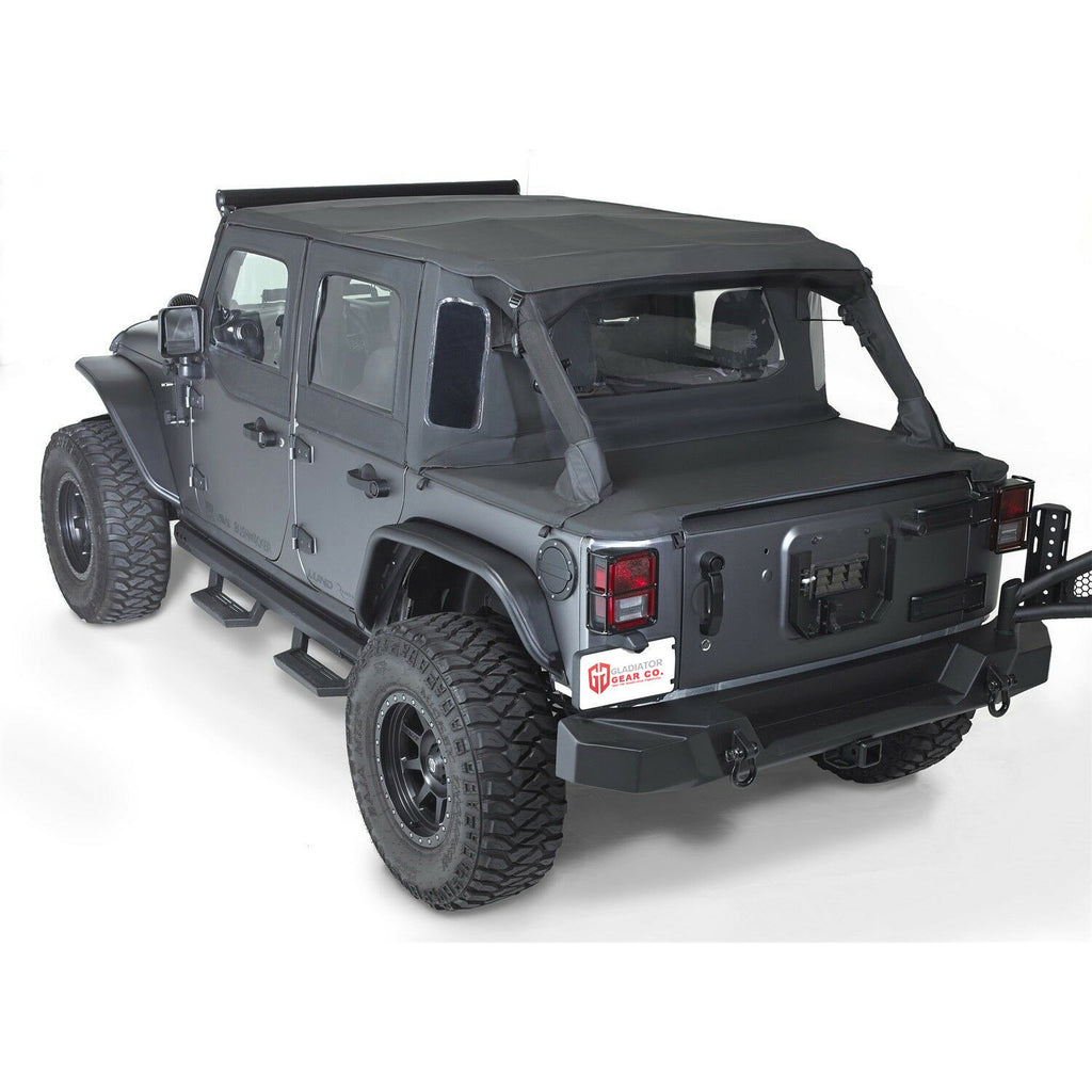 UFO Tac. 40 Soft Top for Jeep JK/U