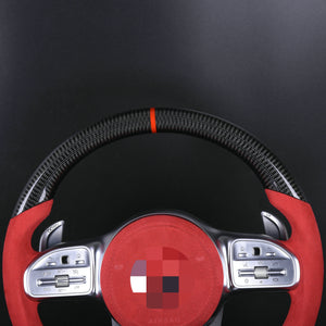 Carbon Fiber Performance Steering Wheel