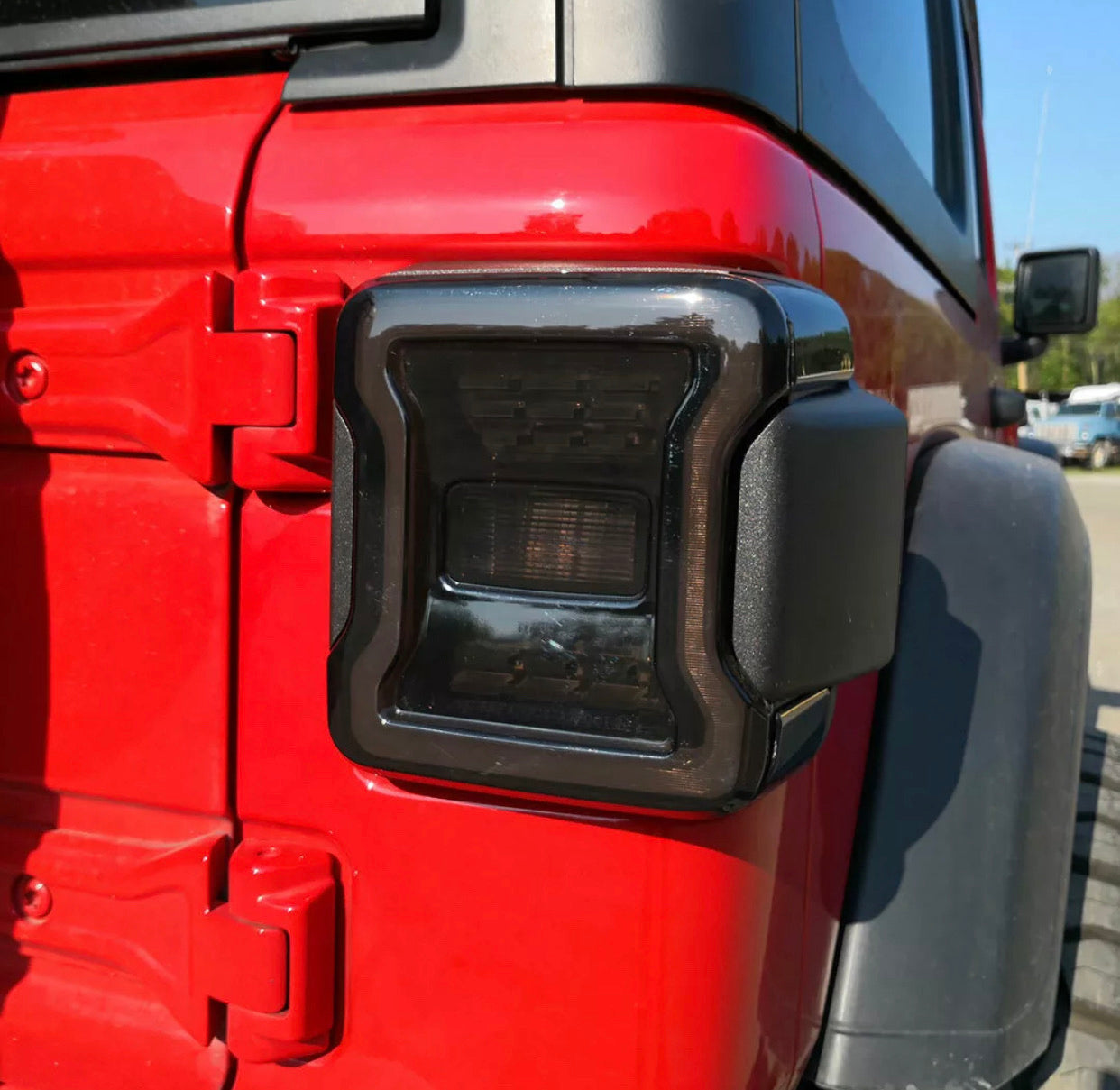 Baja-Series LED Taillights