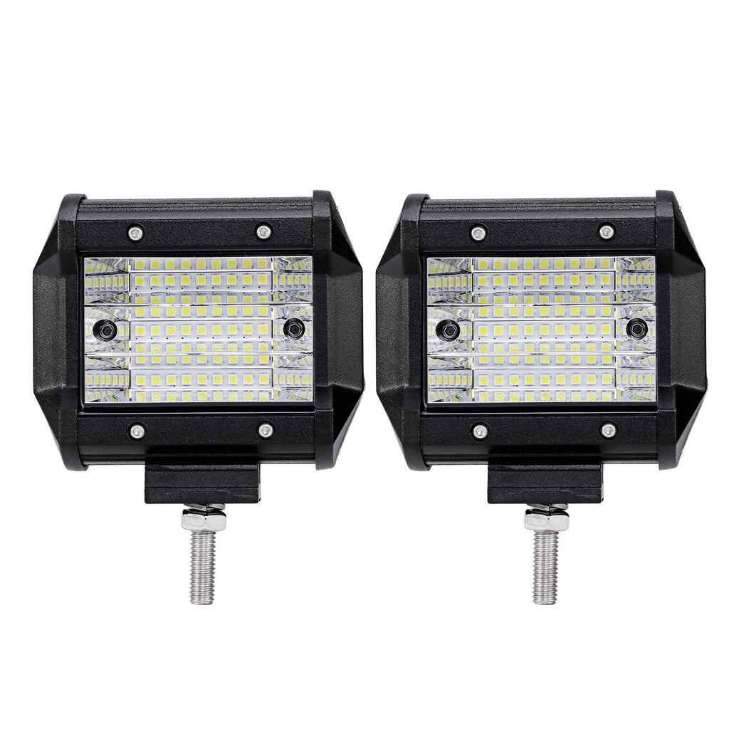GG: Ultra High Output LED Pod Lights w/ Windshield Mount