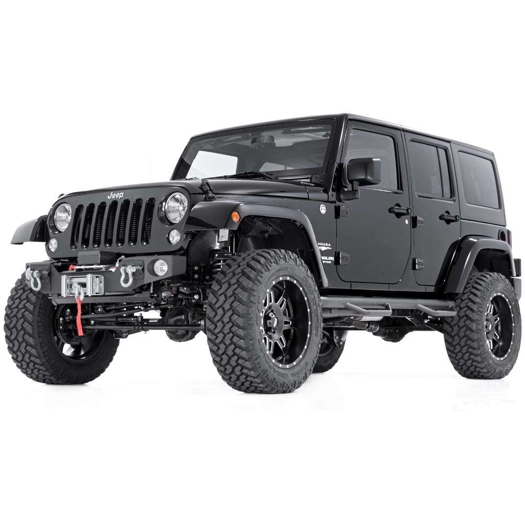 ... 3.5in Jeep Suspension Lift Kit (07 18 4DR JK) ...