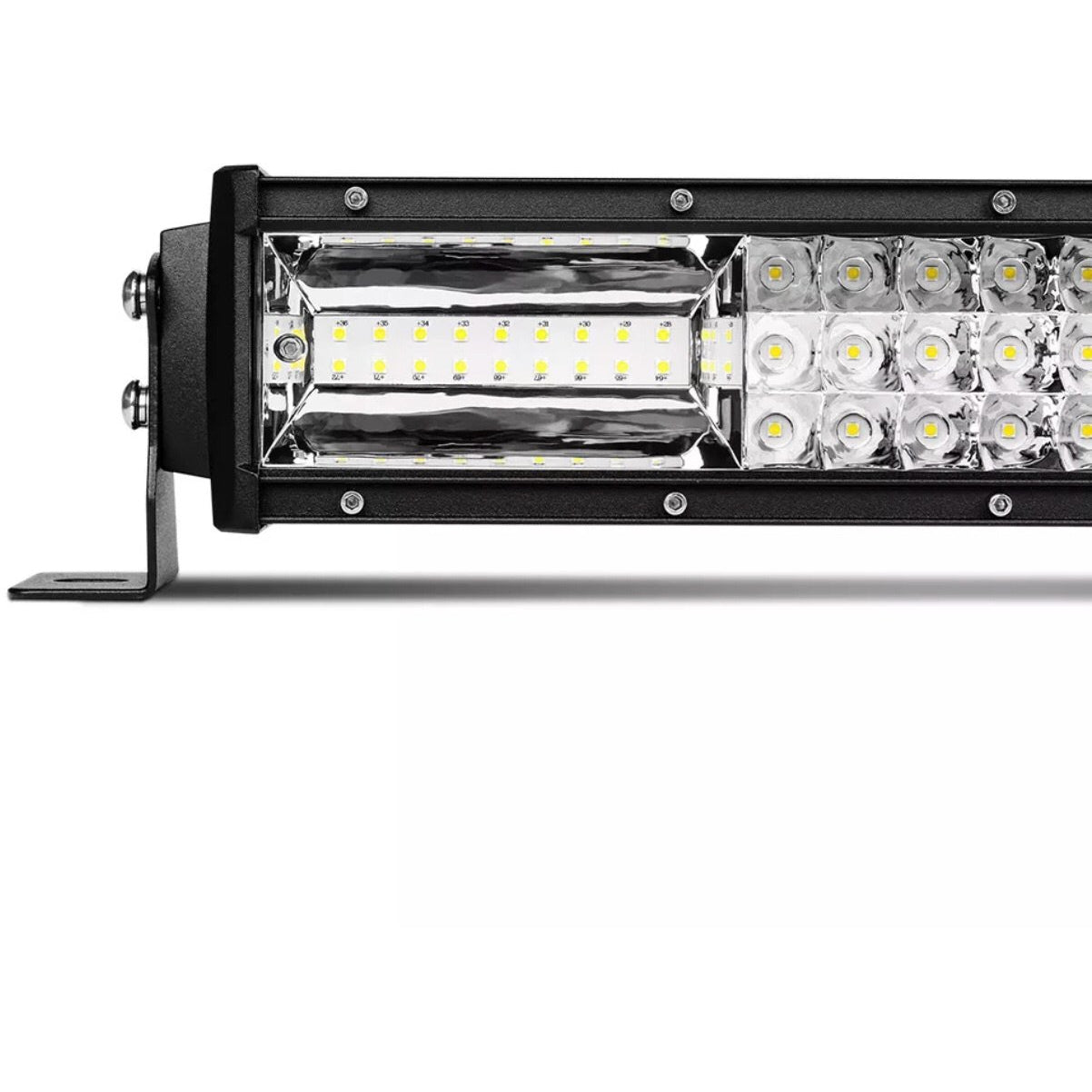 "52"" Tri-Beam Curved Auxiliary Light Bar"