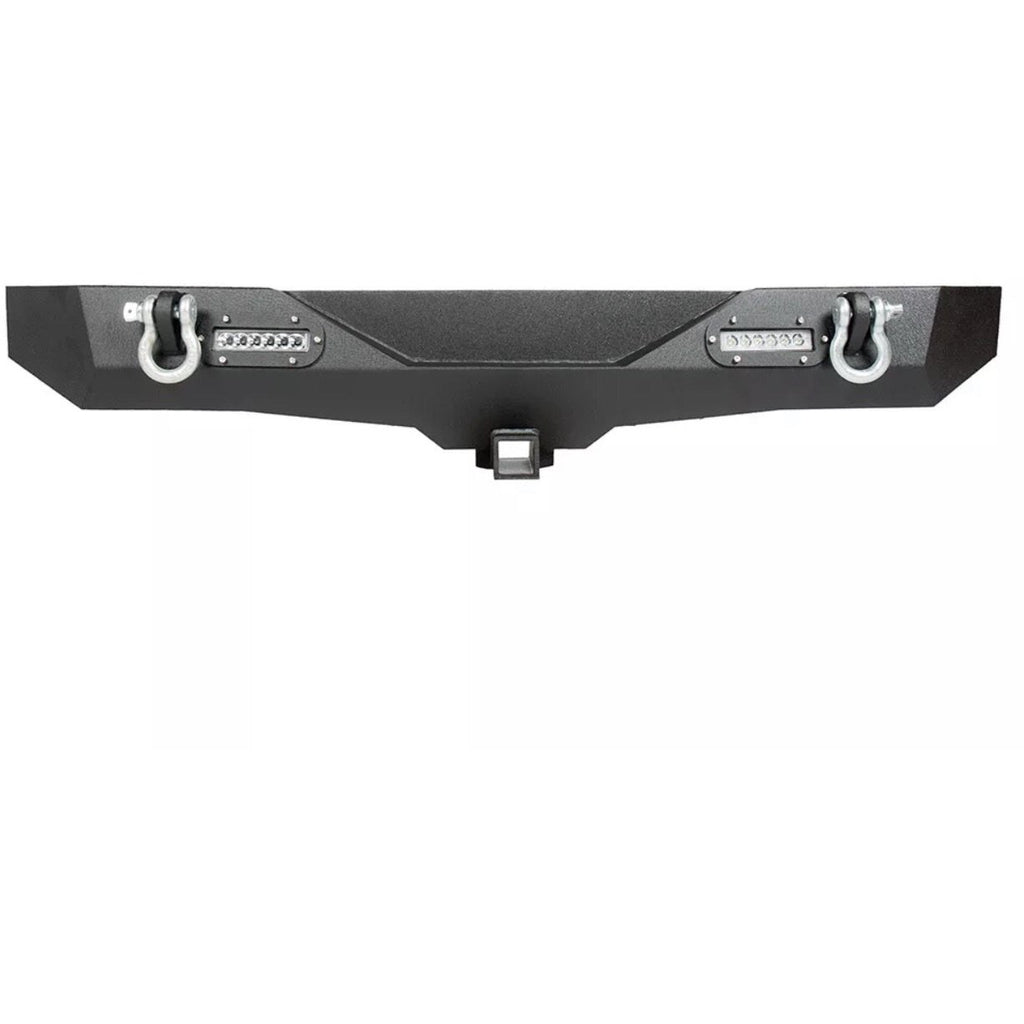 GG: Class III Rated UFO Rear Bumper