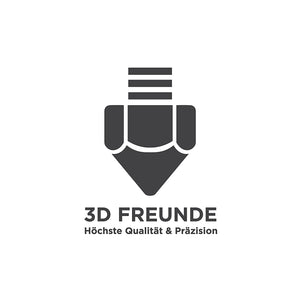 3D FREUNDE 2x All-metal Throat Heatbreak für E3D V6 J-head bowden RepRap Extruder Hotend für 1.75mm Filament 3D Drucker printer