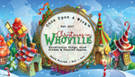 Christmas in Whoville | How the Grinch Stole Christmas Inspired Soy Candle