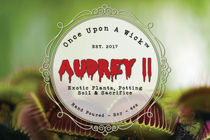 Audrey II | Little Shop of Horrors Inspired Soy Candle