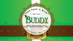 Buddy | Elf Inspired Soy Candle